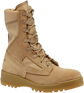 """product image for Belleville 340DES Men 8"""" Hot Weather Flight and Combat Vehicle Boot US Made"""
