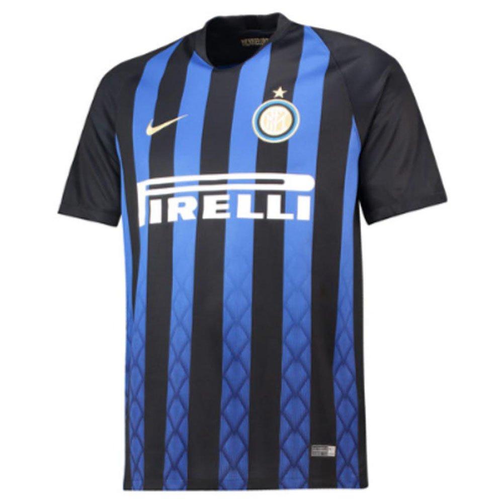 UKSoccershop Camiseta de fútbol de Milán 2018-19 Inter (tu Nombre ...