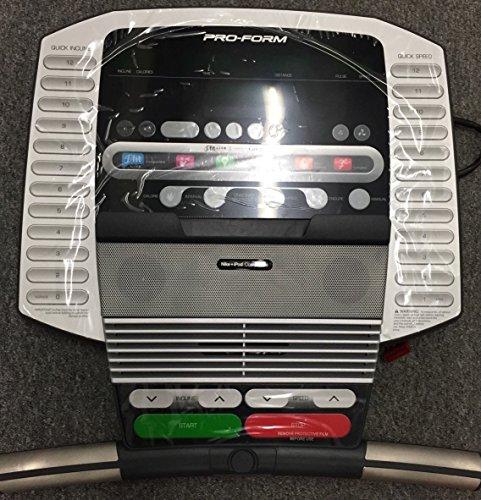 ProForm 795 Performance 600 Treadmill Console Display Panel New (Proform Treadmill Console)