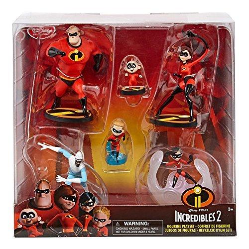 Disney Incredibles 2 FIgure Playset-6