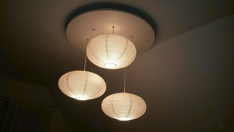 IKEA solleftea colgante lámpara de techo, blanco, forma ...