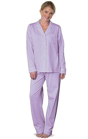 d98b59262e PajamaGram Pajamas for Women Soft - Cotton Jersey Womens Pajamas at ...