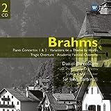 Music - Brahms: Piano Concertos Nos. 1 & 2 / Haydn Variations / Tragic Overture / Academic Festival Overture ~ Barenboim