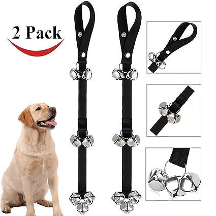 Amazon Yakura 2 Pack Dog Doorbells Dog Bells For Potty