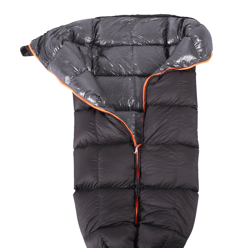 MonkeyJack Outdoor 0°C Duck Down Hammock Camping Insulation Underquilt / Sleeping Bag by MonkeyJack (Image #4)