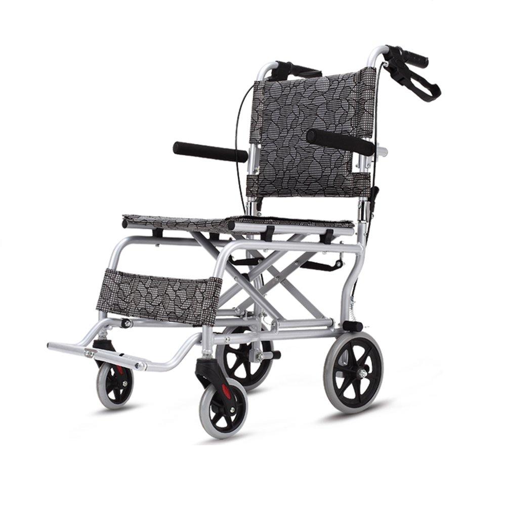 春のコレクション Mldeng 航空機用 軽量 折り畳み 車椅子 アルミニウム合金製 折り畳み 介助用 介助ブレーキ付き ノーパンクタイヤ 介助用 航空機用 B07GVH5H8L, 和紙専門卸 廻木商店:084c29b2 --- a0267596.xsph.ru