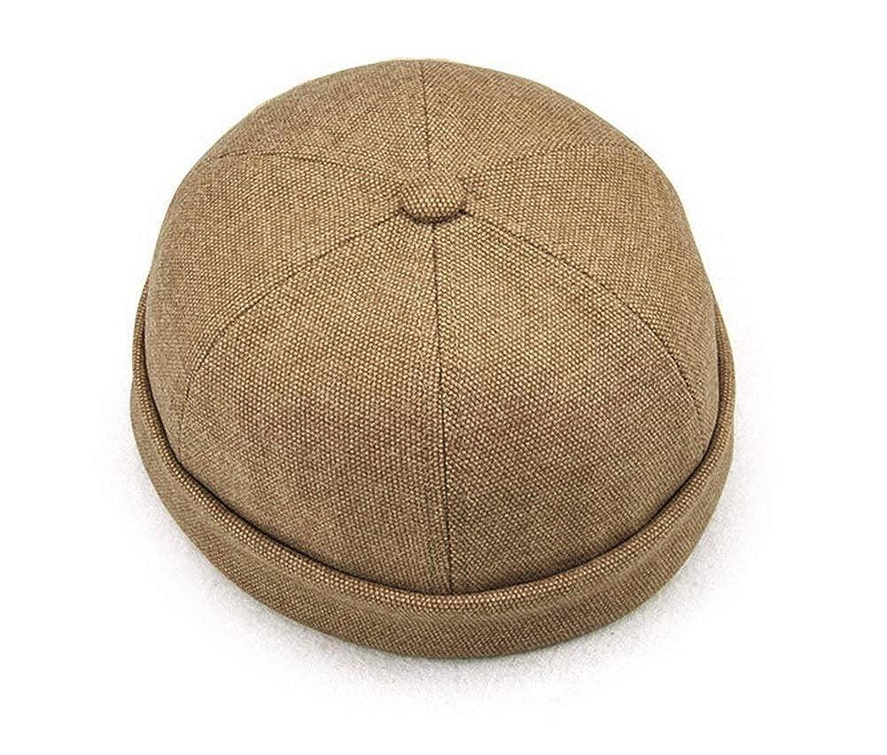 ZEGOO Docker Beanie Cap Pure Cotton