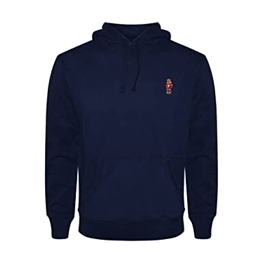 d776dfb5 Polo Ralph Lauren Men's Polo Bear Hooded Sweatshirt with Pocket at ...