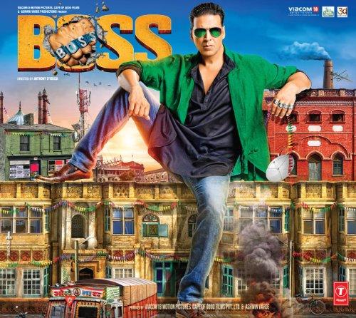 Boss (2013) Movie Soundtrack