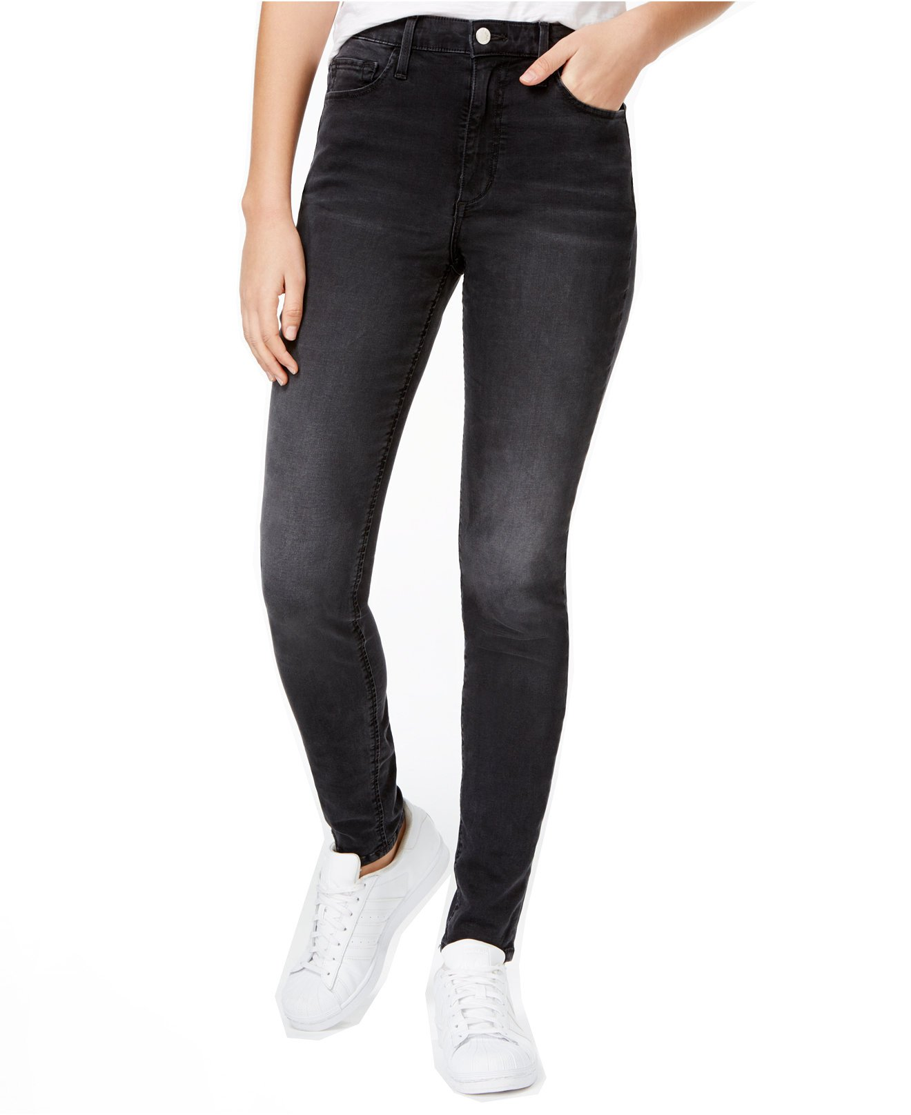 Joe's Jeans Women's Charlie High Rise Skinny Jeans (27, Esma)