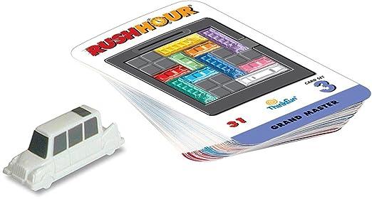 Amazon.com: ThinkFun Rush Hour 3: Toys & Games