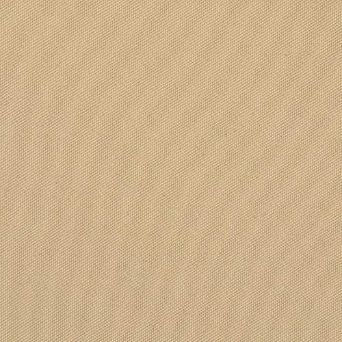 IBIZSAIL Voile dombrage rectangulaire Triangulaire imperm/éable avec Cordes de Serrage 300/×300/×300cm Ivoire