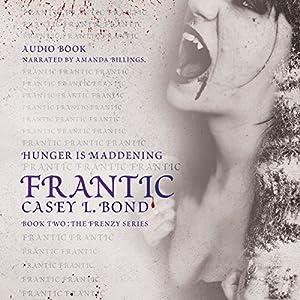 Frantic Audiobook
