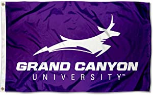 College Flags & Banners Co. Grand Canyon Lopes Wordmark Flag