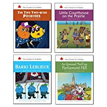 The Charter for Children (Set of 4 Hard Cover, Released 2014) (The Charter for Children)