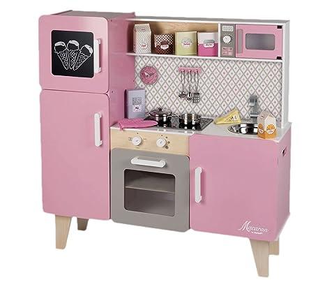 Janod giocattoli di legno grande cucina per bambini Cucina ...