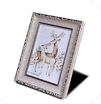 """Vintage Desktop Hanging Photo Frame Pictures Frame For 6/"""" 8/"""" 10/"""" 12/"""" A4 Photos"""