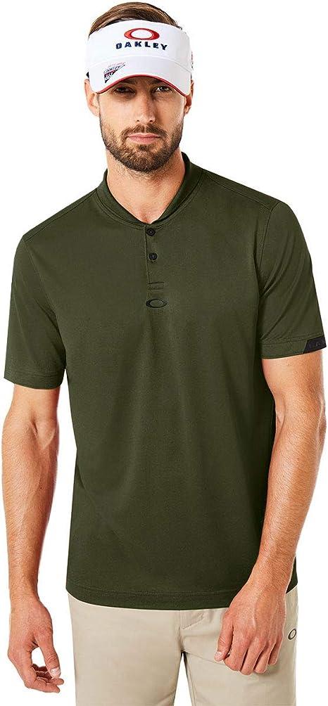 Oakley - Camisas de cuello bomber para hombre: Amazon.es: Ropa y accesorios