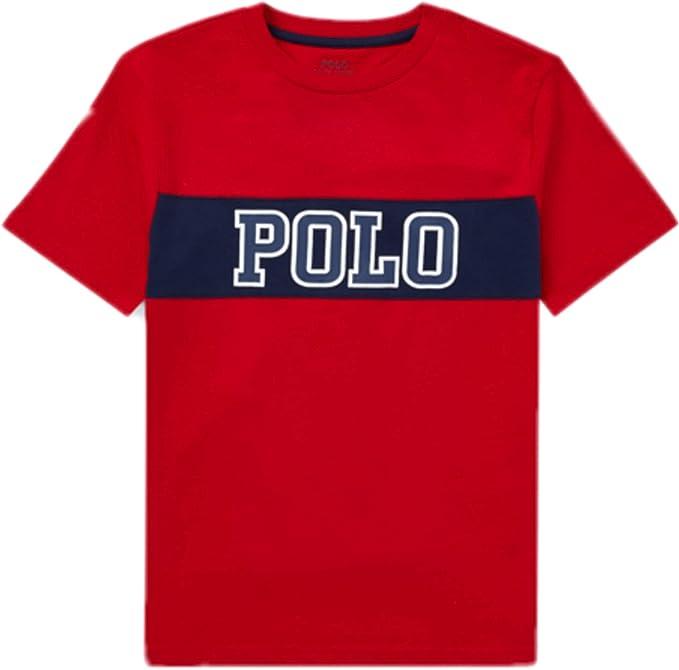 Polo Ralph Lauren Polo Ralph Laurent Camiseta Pieced tee-TP ...
