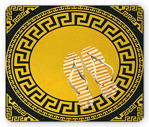 - Indoor Door Mat Greek Key, 23.6 x15.7 inch Entryway Door Carpet Rug for Front Door/Outdoor/Bathroom/Bedroom, Latex Backing Non Slip Entrance Rug 1D3685
