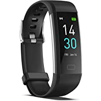ENGERWALL Fitness Tracker with Step Counter /Calories /Stopwatch,Activity Tracker with Heart Rate Monitor,IP68,Health…