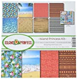 Reminisce (REMBC) IP-200 Island Princess Scrapbook Collection Kit, Multicolor