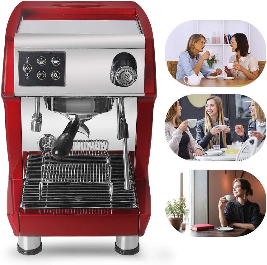 Trutme 3200B - Cafetera de café espresso con bomba de agua ...