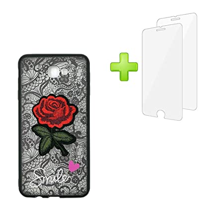 Amazon.com: Funda carcasa para Samsung SM-G610F/DS Galaxy J7 ...