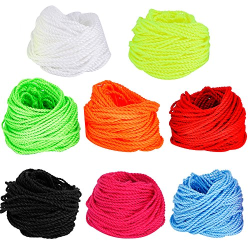 Price comparison product image eBoot 80 Pieces Polyester Yoyo String Pro-poly String