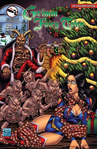 Grimm Fairy Tales Holiday/Christmas Special 2013 (Grimm Fairy Tales (2007-2016)) (Fairy Grimm Tales Christmas)