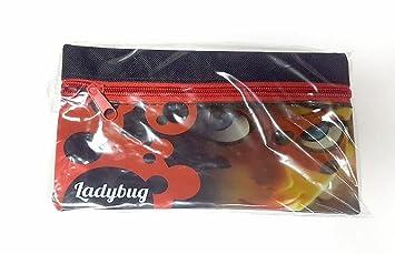 Miraculous CAT-FPC-5005 Ladybug - Estuche Plano (20 cm ...