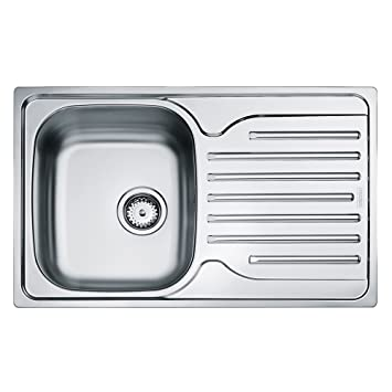 Franke 101.0251.297, Lavello da cucina in acciaio inossidabile con ...