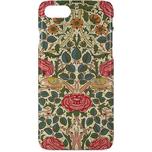 William Morris iPhone 8 Case - Rose by William Morris | The Classics X Skinit Lite Case