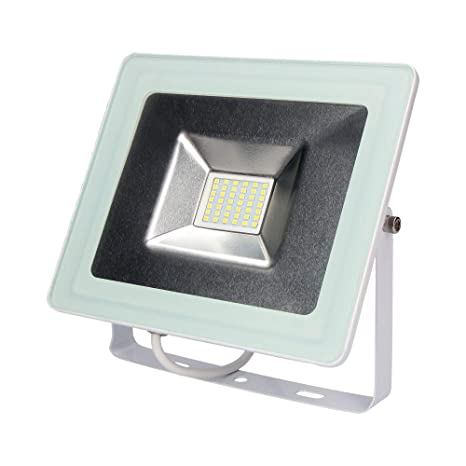 PROYECTOR MULTILED EXTRAPLANO SMD IP65 220-240V 50W 6.400K LUZ ...