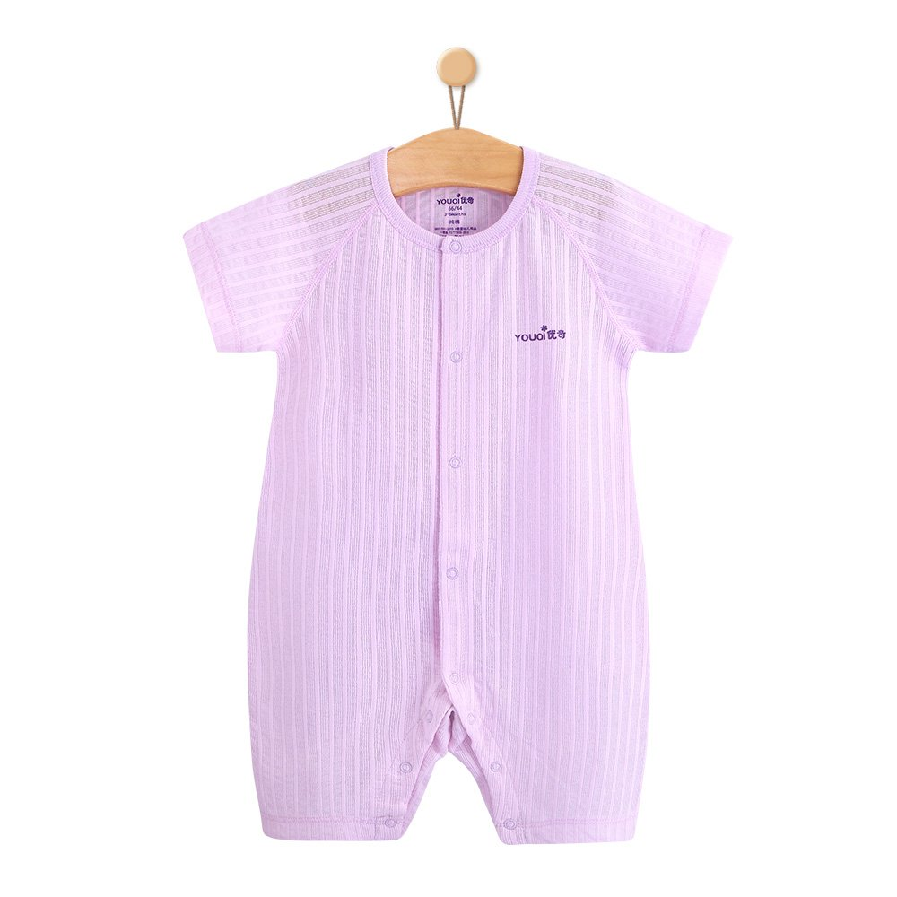 59c851db5583 Amazon.com  Baby Girl Clothes Boy Rompers Summer Short Sleeve ...