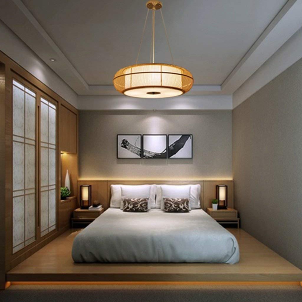 Amazon.com: PLLP Lámpara de techo para sala de estar, de ...