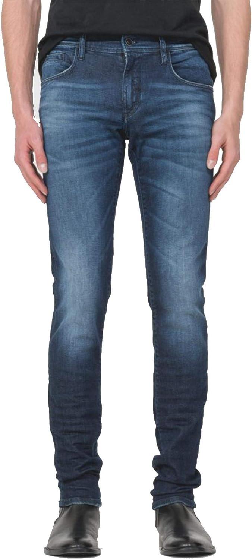 Antony Morato Jeans Skinny Barret-Power Stretch-Pilota Vaqueros Hombre