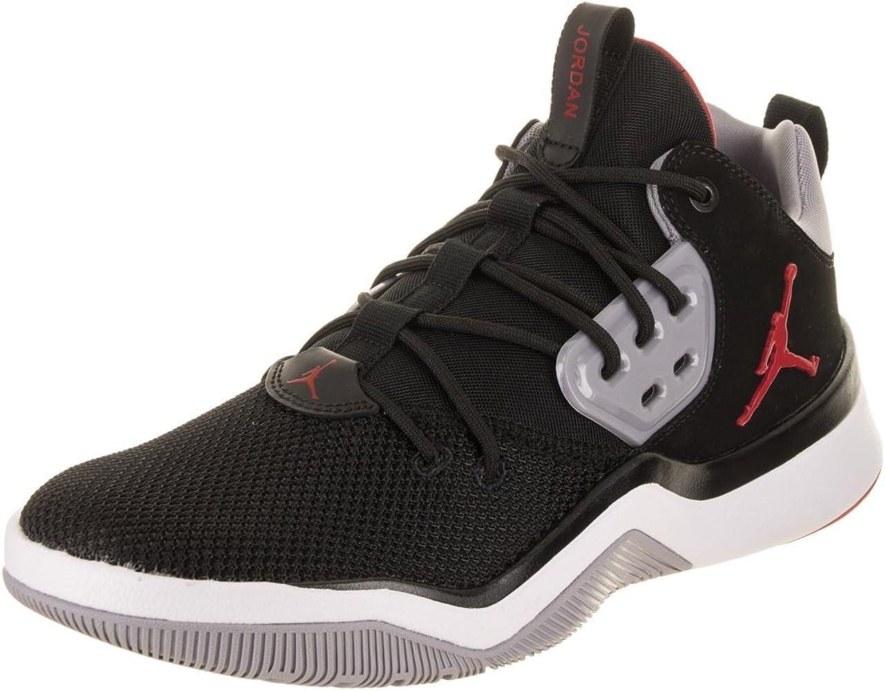 Jordan DNA Zapatillas de Baloncesto para Hombre, Negro (Negro), 47 ...
