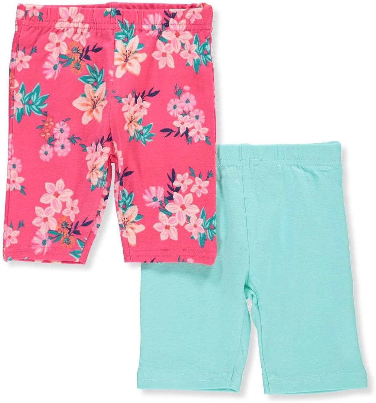 Pink Velvet Girls 2-Pack Bike Shorts