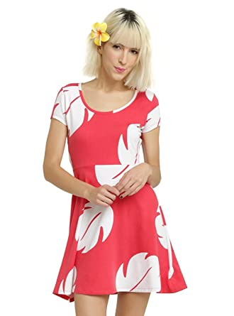 Disney Lilo u0026 Stitch Lilo Cosplay Dress at Amazon Womenu0027s Clothing store  sc 1 st  Amazon.com & Disney Lilo u0026 Stitch Lilo Cosplay Dress at Amazon Womenu0027s Clothing ...