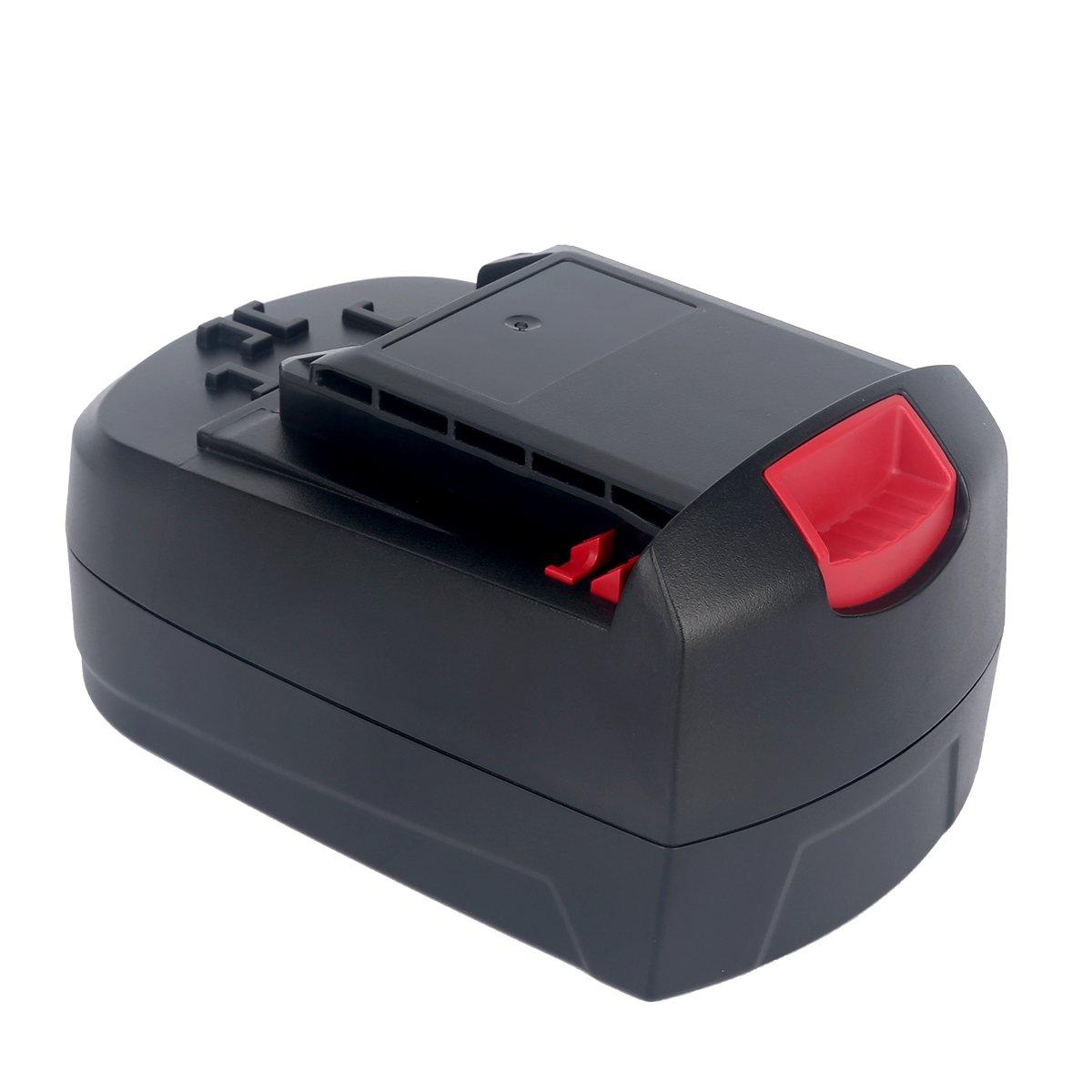 Biswaye 2Pack 18V Battery SB18C SB18A SB18B for Skil 18V Select System Cordless Tools 2810 2888 2895 2897 2898 4570 5850 5995 7305 9350, 3000mAh Ni-Cd by Biswaye (Image #9)