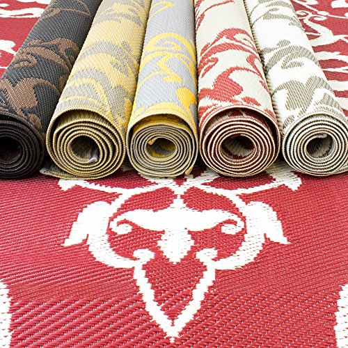 Outdoor Rug Mad Mats Uv Fade Resistant Weatherproof