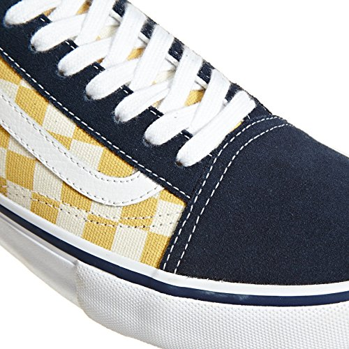 Old ochre Herren Skateschuh Pro Vans Skool blues Skateschuhe dress wEBd6T