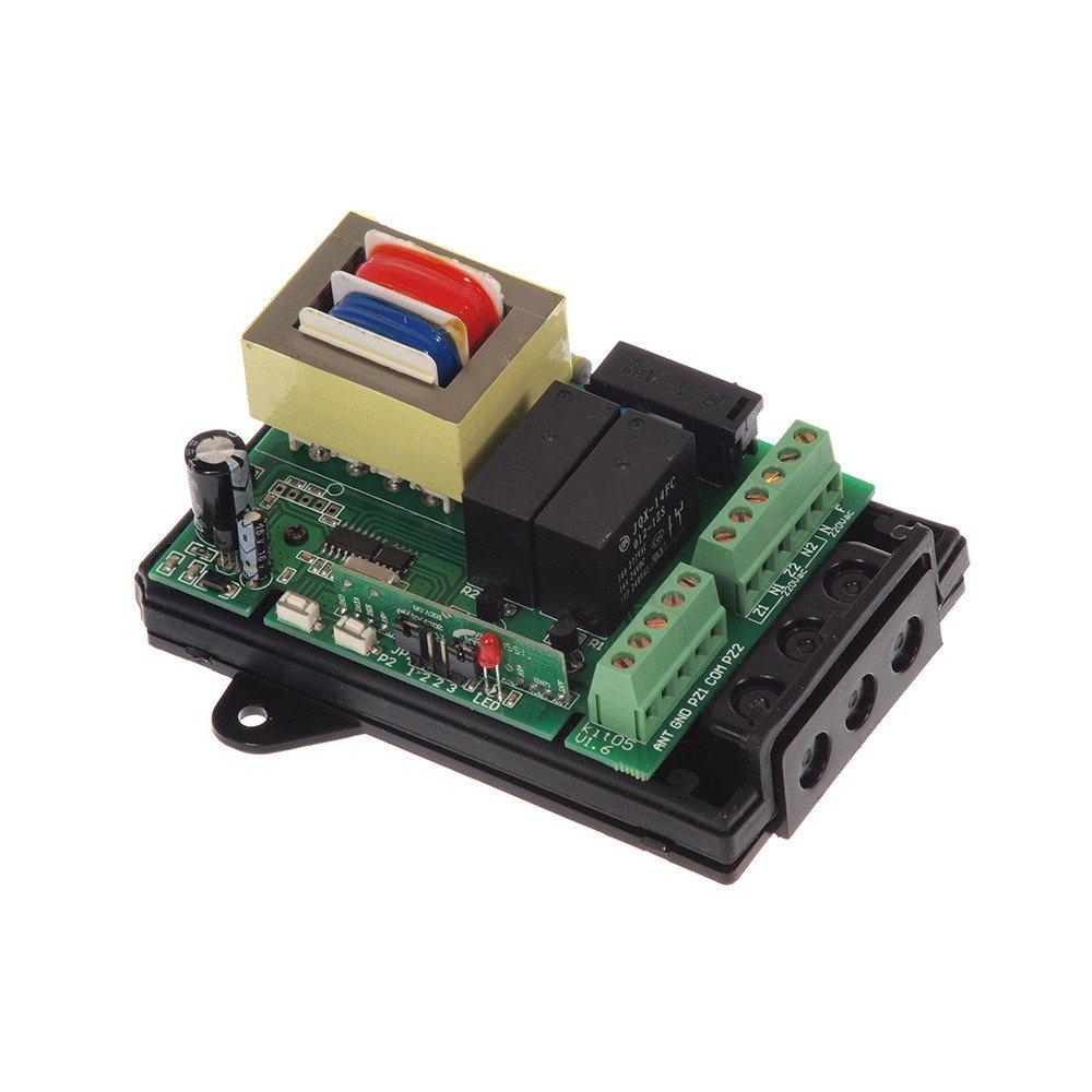 Maclean MCE 116/Multi C/ódigo Universal Mando a distancia para puerta de garaje para emisor manual Remote Control mano sender2/canales 433/MHz