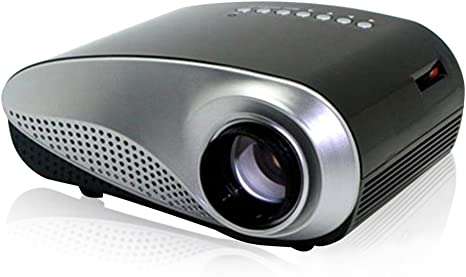 Excelvan Mini proyector proyector de Vídeo LED/LCD Video Projector ...
