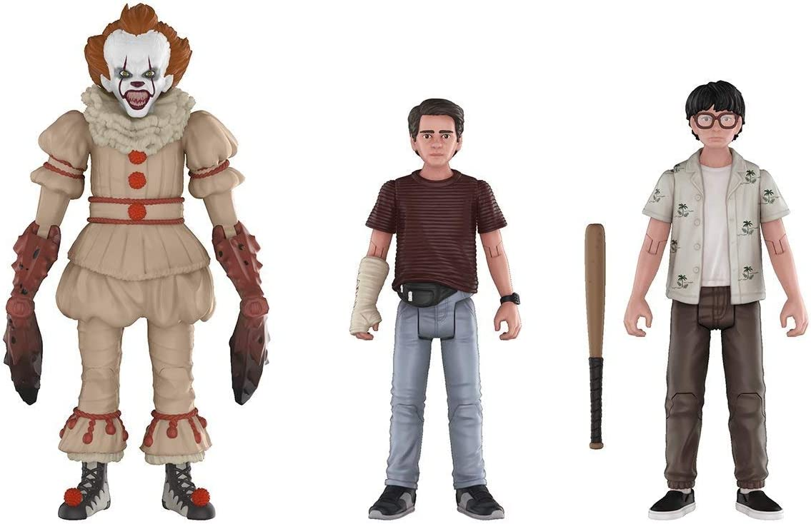 Stan Collectible Figure Mike Funko 32816  It HorrorWig Pennywise Multicolor