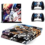 Vanknight Vinyl Decal Skin Stickers Anime for PS4 Playstaion Controllers For Sale