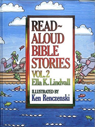 Read Aloud Bible Stories Volume 2: 002