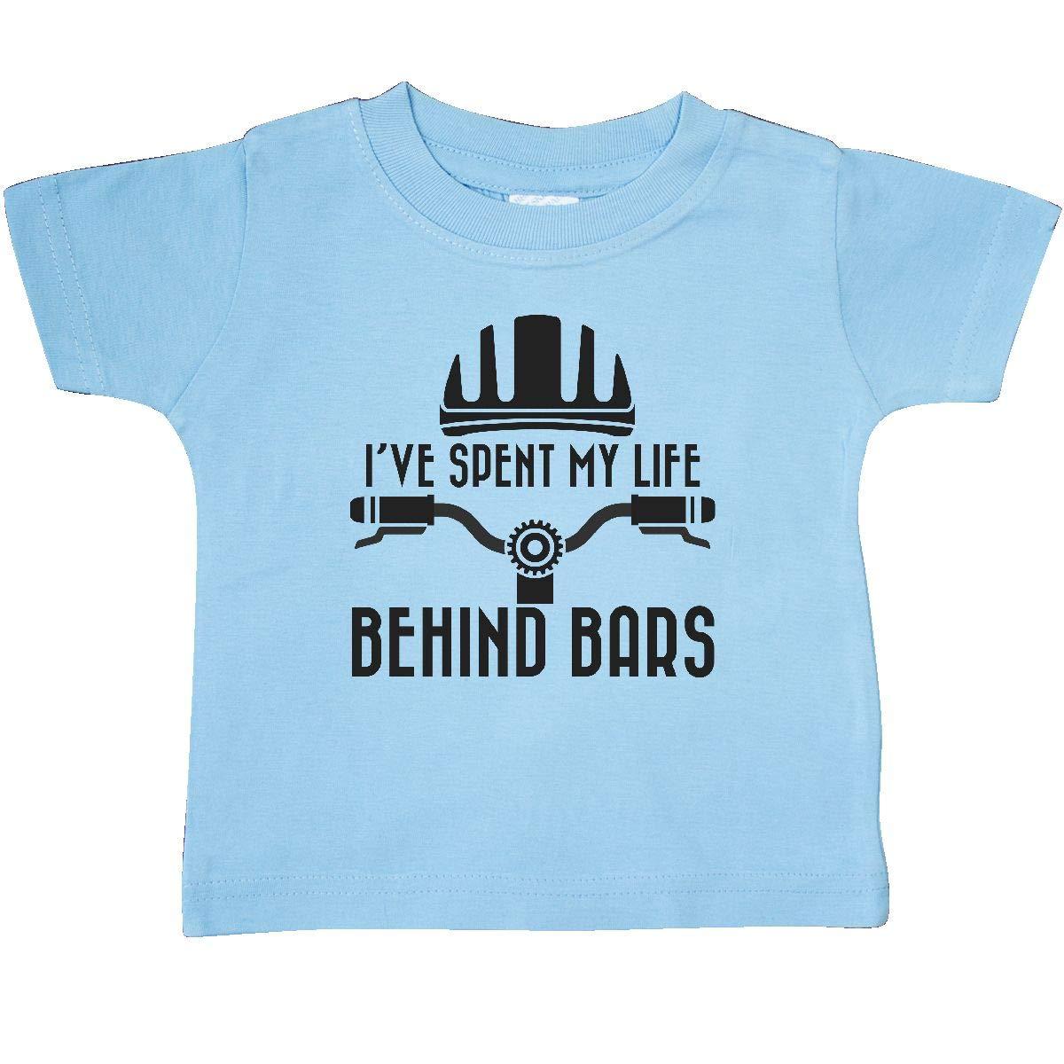 inktastic Life Behind Bars Blk Baby T-Shirt