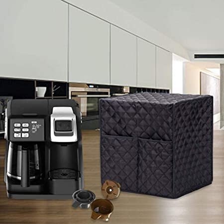 following - Tapa para Robot de Cocina - Tapa Antipolvo para cafetera - Tapa para Aparato Espresso - Tapa para Aparato de Cerveza de Grandes Dimensiones - Funda con Improved: Amazon.es